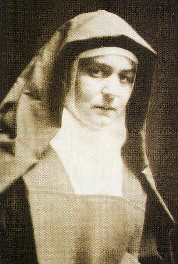 El santo de hoy...Teresa Benedicta de la Cruz (Edith Stein) Edithstein