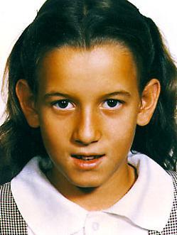 Alexia (foto colgada en la web sobre su causa, www.alexiagb.org)