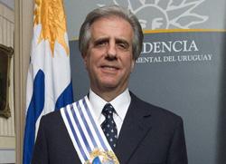 Tabaré Vásquez, Presidente de Uruguay