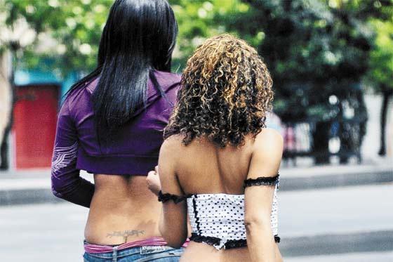 lenocinio y trata de personas numeros de prostitutas madrid