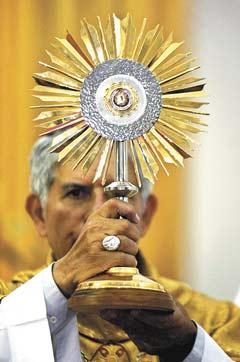 La reliquia de Juan Pablo II que se guarda en Nuestra Señora de Ujarrás