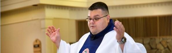 Raúl Lemus es ahora director de vocaciones en la diócesis de Santa Rosa, California.