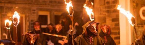 En la noche de Halloween grupos satánicos realizan, a veces, rituales peligrosos