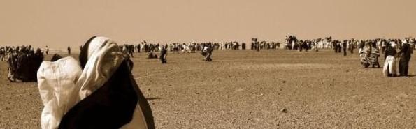 Durante el siglo XV, los saharauis veneraron un hombre santo en Tagaost... luego, en el s.XVI el tiempo y la arena devoraron la tumba y el recuerdo