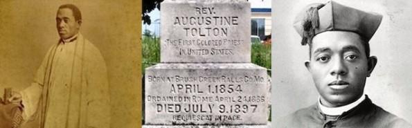 Augustine Tolton.