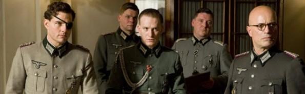La película Operación Valquiria, de 2008, recoge otro de los episodios de militares alemanes opuestos a la locura hitleriana