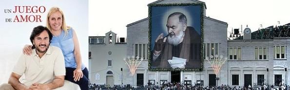 El Padre Pío jugó un papel fundamental en la conversión y en la vida matrimonial de José María y Paloma.
