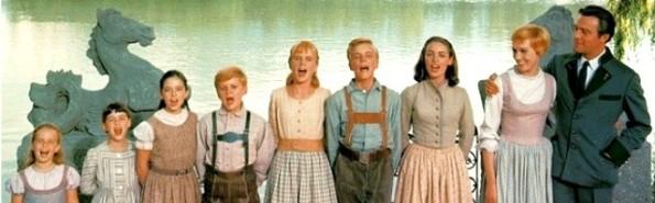 Hace 50 años se estrenó la película -en la imagen- sobre la familia Trapp, pero la historia real es aún más bella y espiritual