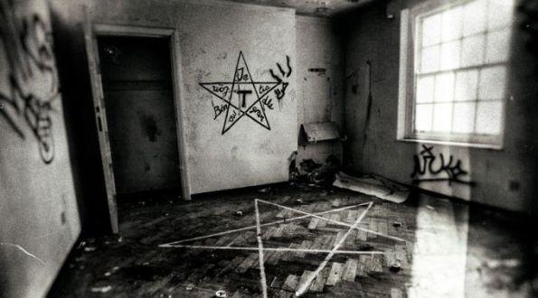 Símbolo satánico / Foto: Flickr Dellboy y Art (CC-BY-NC-SA-2.0)