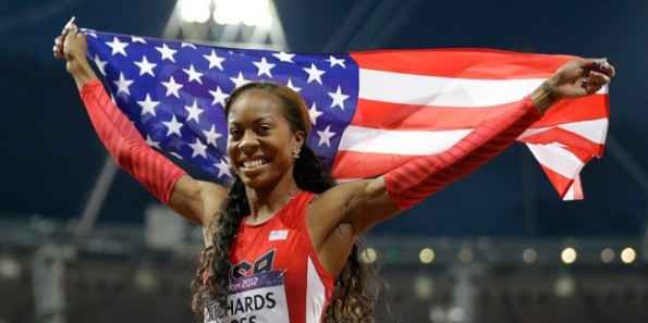web3-sanya-richards-ross-olympian-usa-flag-ap-photo-lee-jin-man